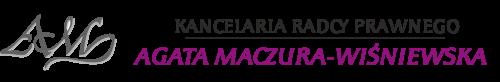 Agata Maczura – Wiśniewska - Kancelaria Radcy Prawnego